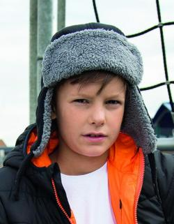 Kindermütze Ocean Trapper Hat / Winddicht