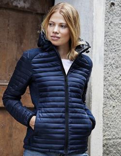 Damen Hooded Aspen Crossover Jacket