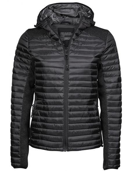 Damen Hooded Aspen Crossover Jacket