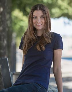 Damen Classic T-Shirt / 100% Fairtrade Baumwolle