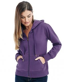 Women Active Sweatjacket
