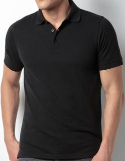 Herren Klassik Heavy Weight Slim Fit Polo Superwash® 60°