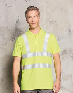 Herren Signal Pro Arbeits Polo Shirt