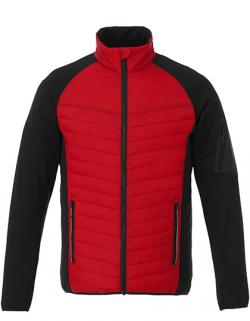 Herren Banff Hybrid Insulated Jacket / wasserabweisend