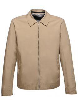 Herren Didsbury Jacket / Baumwoll-Popeline