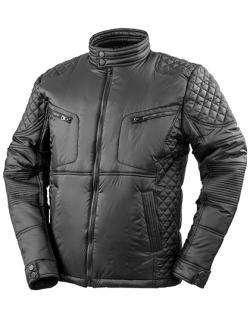 Herren Biker-Style Jacket