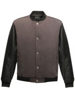 Herren Cornerhouse Jacket / Kunstleder-Look