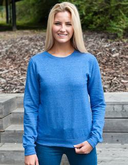 Girlie Heather Sweatshirt / Pullover