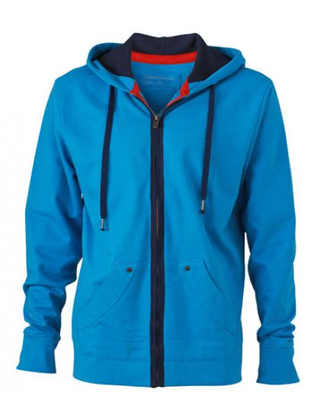 Men´s Urban Hooded Sweat Jacket