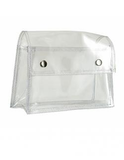 Bag with Press Buttons Universal / 19 x 11,5 x 6,5 cm