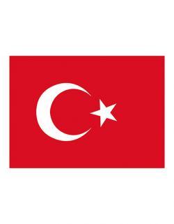 Fahne Türkei / 90 x 150 cm