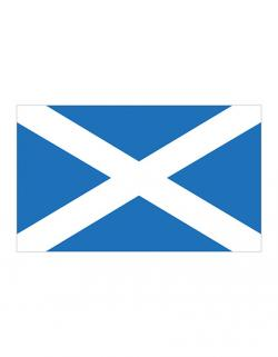Fahne Schottland / 90 x 150 cm