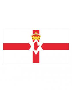 Fahne Nordirland / 90 x 150 cm