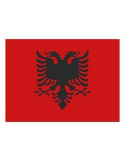 Fahne Albanien / 90 x 150 cm