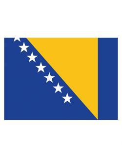 Fahne Bosnien und Herzegowina / 90 x 150 cm