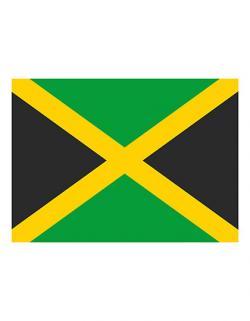 Fahne Jamaika / 90 x 150 cm