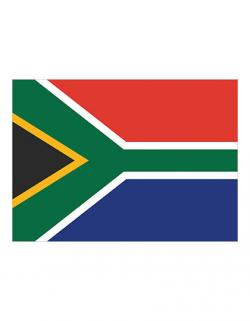 Fahne Südafrika / 90 x 150 cm