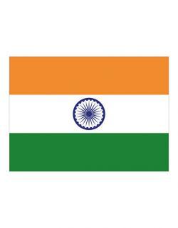 Fahne Indien / 90 x 150 cm