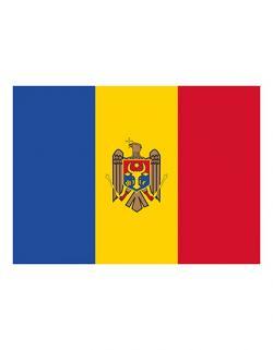 Fahne Moldawien / 90 x 150 cm