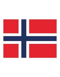 Fahne Norwegen / 90 x 150 cm