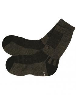 Herren Socken Trekking - Speziell weiche Naht im Zehenbereic
