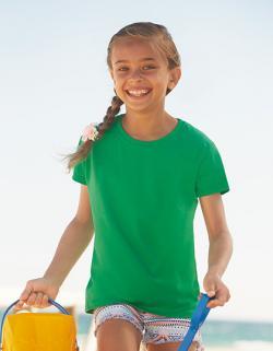 Kindershirt Valueweight T Girls