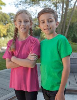 Kindershirt Kids Short Sleeved T-Shirt