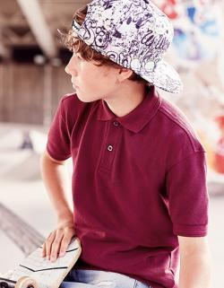 Kinder Polo Kids Poloshirt / Waschbar bis 60 °C