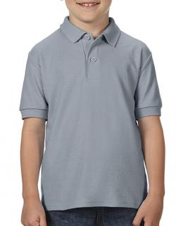 Kinder Polo DryBlend® Youth Double Piqué Polo