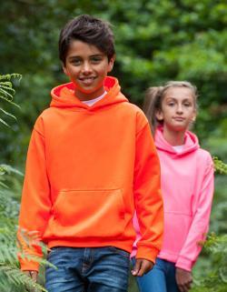 Kinder Sweatshirt Kids Electric Hoodie