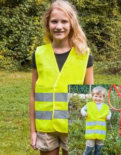 Kinderweste Safety Vest for children EN1150
