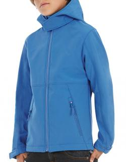 Kinder Jacke Hooded Softshell / Kids
