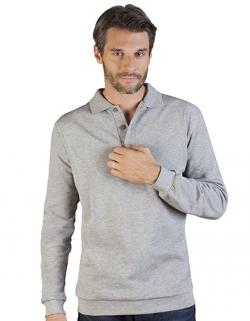 Herren New Polo Sweater