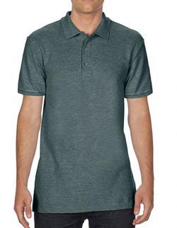 Herren Gildan Softstyle® Double Piqué Polo