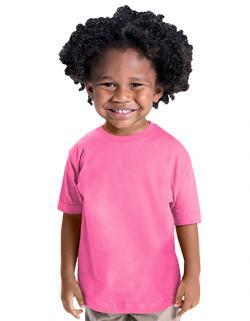 Toddler Fine Jersey T-Shirt / Öko-Tex- und WRAP-Zertifiziert