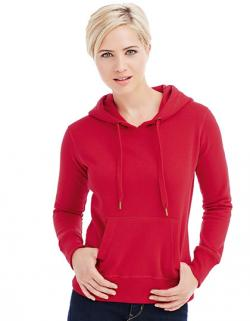 Women Active Sweat Hoody