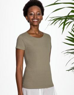 Damen Short Sleeved T-Shirt Milo