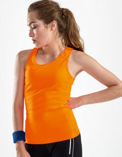 Damen Sports Tank Top Sporty