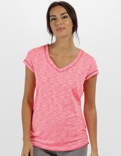 Damen Ashrama T-Shirt