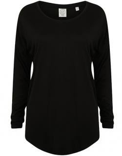 Damen Slounge Top