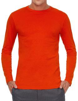 Herren Inspire Long Sleeve T / Oekotex-100 zertifiziert