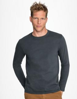 Herren  Long-Sleeve T-Shirt Imperial