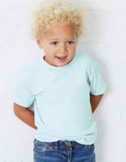 Kinder Toddler Triblend Short Sleeve Tee