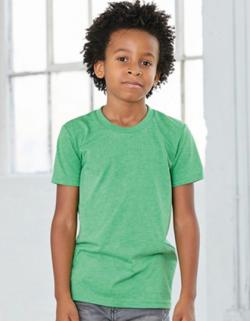 Kinder Youth Triblend Jersey Short Sleeve Tee