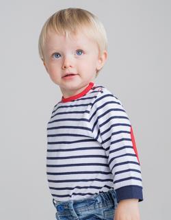 Kinder Striped Long Sleeved T-Shirt