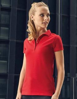 Damen Polo 60/40 / 60 % Baumwolle / 40 % Polyester