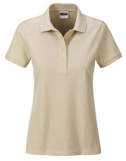 Damen Basic Polo / Feine Piqué-Qualität