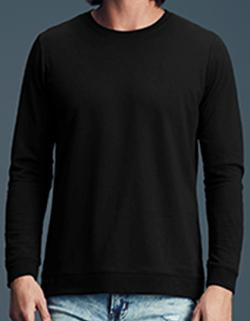 Herren Light Terry Crew / Oeko-Tex® Standard 100