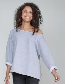 Damen Flash Dance Sweat /Öko-Tex® Standard 100