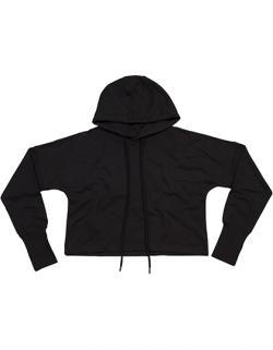 Damen Cropped Hoodie / Öko-Tex® Standard 100